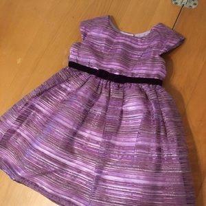 ✨Winter formal dress 2T